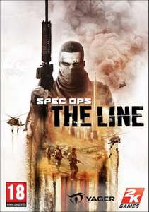 Spec Ops: The Line (Steam) £3.39 With Code @ Gamefly
