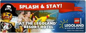 Legoland Resort Hotel Splash & Stay Offer £90 for Family of 4 @ Holiday Pirates including Themed Room, Breakfast, Splash Zone Entry, Tickets to Chessington World of Adventure, Zoo & Sea Life !!!
