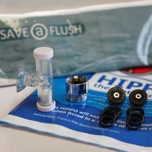 Free Water Saving Kit from different water suppliers