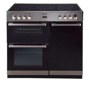 Belling DB490E Electric Range Cooker £738.94 at The Gas Superstore