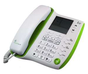 Geemarc Betterlife Big Button Home Phone Amplified Loud Corded Telephone £4.99 @ Lloyds Pharmacy / Ebay
