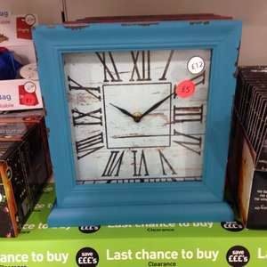 Clearance at Cargo Home Welwyn Garden City