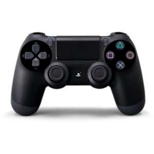 Sony PS4 Official DualShock 4 Controller - Jet Black.-£34.99 (was £49.99) @ Argos