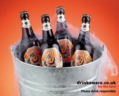 Wychwood Pumpking Beer - 99p per 500ml Bottle @ ALDI