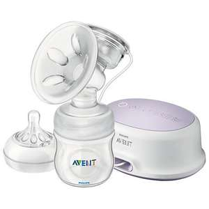 Avent comfort electric breast pump £57.50 @ John lewis
