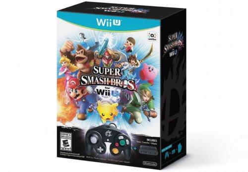 Super Smash Bros. Wii U Bundle £60.00 @ Gamestop