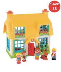 20% off selected happyland sets at Mothercare, eg Rose Cottage was £40 now £32 @ ELC