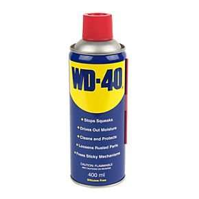 WD-40 400ml £1.00 @ Asda