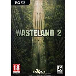 Wasteland 2 (PC - Steam key) £13.99 at CDkeys.com (£13.29 with code)