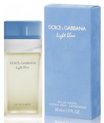 D&G Light Blue Eau De Toilete 100ml 29% off £42 free delivery @ Tap 4 Offers