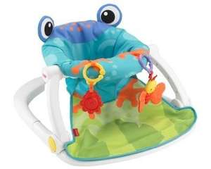 Fisher-Price Sit-Me-Up Floor Seat now £19.99 at amazon