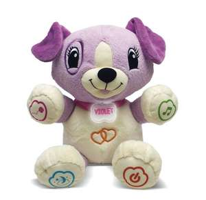 Leapfrog My Puppy Pal ( Green or Violet ) £8.99 @ Amazon
