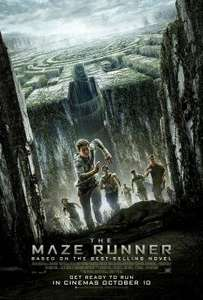 Free Cinema Tickets (For Students) -  The Maze Runner on 7th October at 6:30pm  - At  Student Money Saver