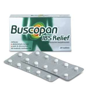 Buscopan IBS Tablets 20 pack. 2 packs for £5 in Superdrug