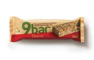 48 X 9BAR Peanut bars + free delivery £12