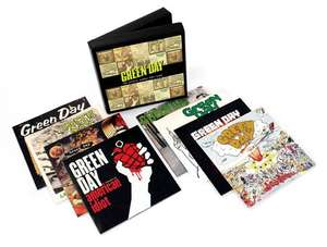 Green Day The Studio Albums 1990 - 2009 [CDs] £11.98 from Amazon