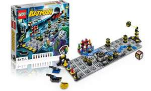 LEGO Batman Board Game for £13.99 (44% Off) - £15.98 delivered - net price direct (Groupon)