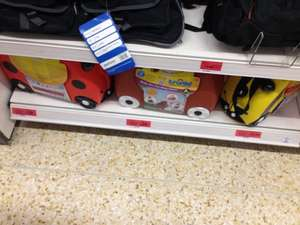 Trunki from £19.00 @ Sainsburys instore