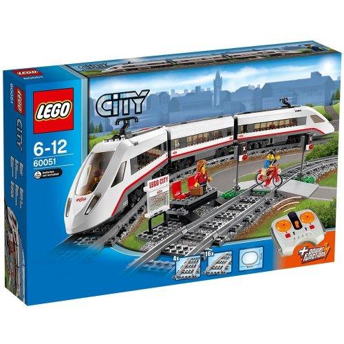 25% off....LEGO City 60051: High-Speed Passenger Train £74.99 @ Amazon