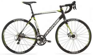 Cannondale Synapse Ultegra Disc 2014 road bike £999 delivered @ Wheelbase