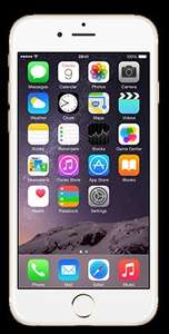 GiffGaff - Apple iPhone 6 @ £539+10 = £549 or 22.39/Pay monthly with 50 upfront