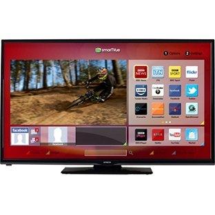 Hitachi 50HYT62U 50 Inch Full HD LED TV only £379.99 With free Soundbar @ Argos