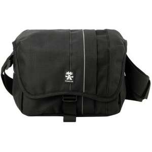 Crumpler Jackpack 4000 Shoulder Bag JP4000-001 - Black/Grey - £32.95 - CameraKing