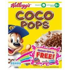 Coco Pops, Frosties, Shredded Wheat, Sugar Puffs - Half Price at Tesco (see post)