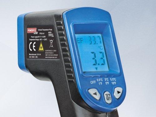 POWERFIX Infrared Temperature Probe - £17.99 @ Lidl