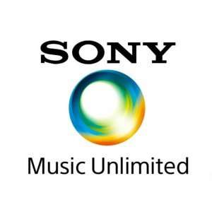 Free Music with Sony Music Unlimited - one month trial