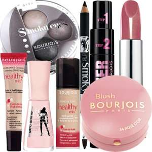 Bourjois Make Up Half Price and 3 for 2 at Tesco Instore