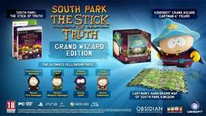 South Park: The Stick of Truth Grand Master Wizard Edition Xbox 360 £27.61 @ Amazon