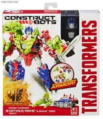 Transformers Construct a Bots Warrior Optimus Prime Down from £22.99 to £7.25 Delivered @ Amazon (Midco Toys) 2 Other sets available too!
