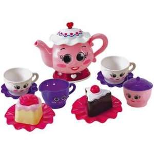 £7.49 ~ HALF PRICE Chad Valley Pink Tea Party Set (Musical) @ Argos PLUS 3 for 2 on toys until 3rd Oct