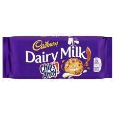 Cadburys Dairy Milk with Chips Ahoy! now £1 @ Tesco