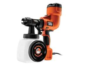 Black & Decker HVLP Hand Held Paint Sprayer, was£59.99 now £30.00 @ Amazon.co.uk