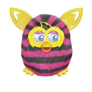 Furby Boom Straight Stripes £35 @ Sold by Deal With It and Fulfilled by Amazon.