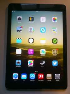 Apple IPAD AIR WI-FI 64GB £447 Sold by SkynetShopping and Fulfilled by Amazon