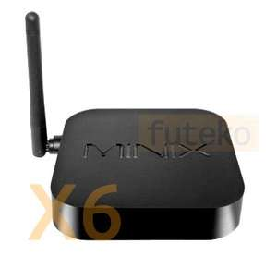 Minix Neo X6 Media Hub. Quad Core + XBMC + HEVC/H.265 Hardware Decoding + Miracast + Kitkat £61 @ DX or £69.99 @ Futeko (Pre-Order) Delivered