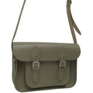 "Cambridge Satchel 11"" in Dune £67 (£59.30 with student discount) @ Paperchase"