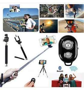 Selfie stick with Bluetooth from UK £7.99 @ ebay /  youngandgrey