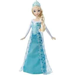 Frozen Sparkle Elsa Doll £5.10 @ Sainsbury's instore