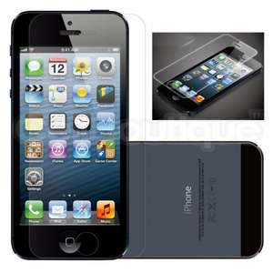 Genuine 0.3mm iPhone 4/4S/5/5C/5S & Galaxy S5 Tempered Glass Screen Protector - £0.99p (UK!) @ cellboutique/eBay