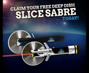 Free Chicago Town Slice Sabre with Pack Coupons