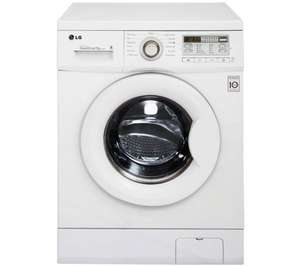 LG F14B8QDA Washing Machine - White was £549.99 now £279 Free Delivery @ Currys