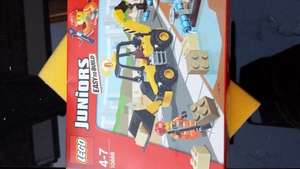 Lego Juniors 10666 digger set was £10 reduced to £2.50 @ Tesco in-store.