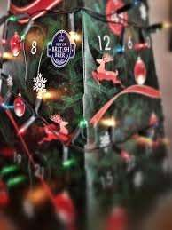 Best of British beer advent calendar £15 off £80