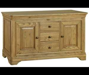 SALE Kelburn Furniture Loire Large Sideboard £621.99 @ tesco direct