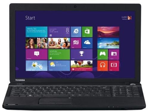 Toshiba Satellite C50 AMD E Series 1.4GHz Dual Core 15.6 Inch 500GB 2GB Laptop (refurbished) £169.99 @ eBay / Argos