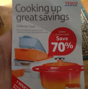 Berndes Cookware 70% off instore £2.99 @ Tesco